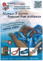 imagen cartel proyecto salvavidas
