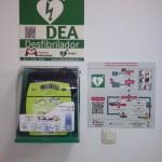 desfibrilador DESA